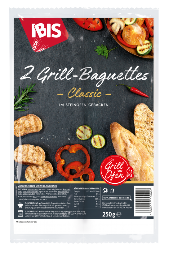 IBIS Grill-Baguettes